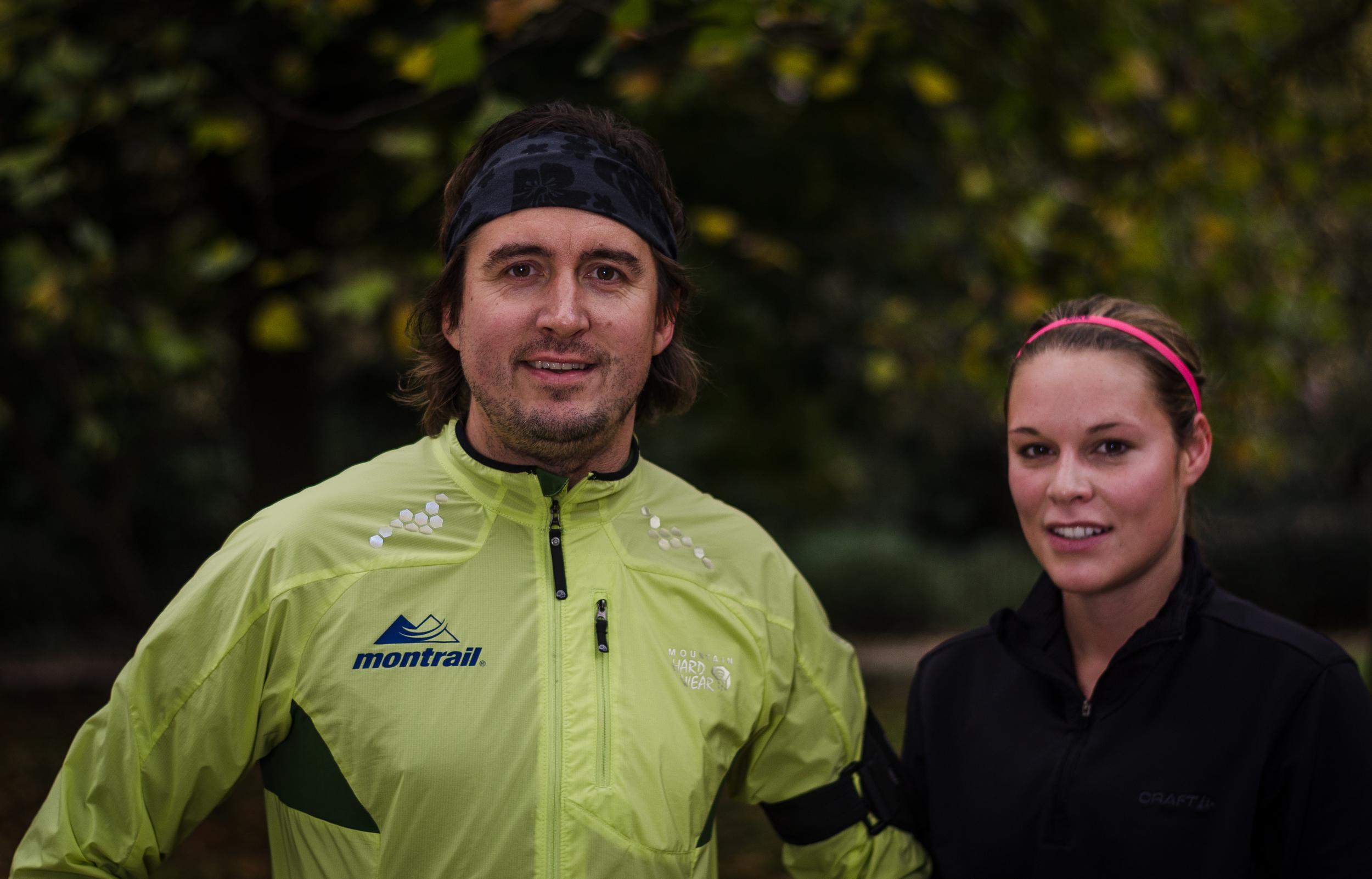We Run - Portraits of the running community in London