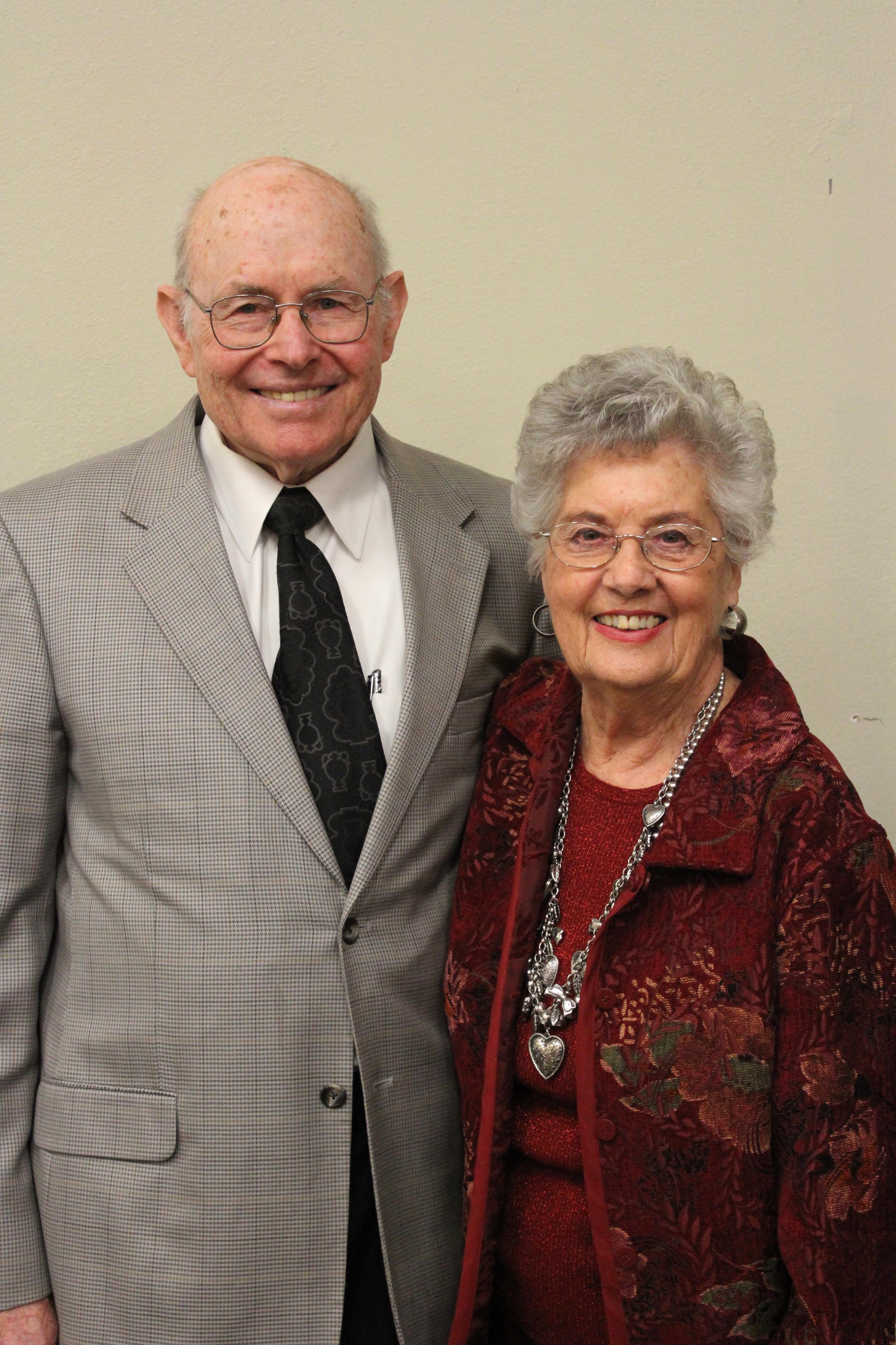 Dennis & Jackie Moore