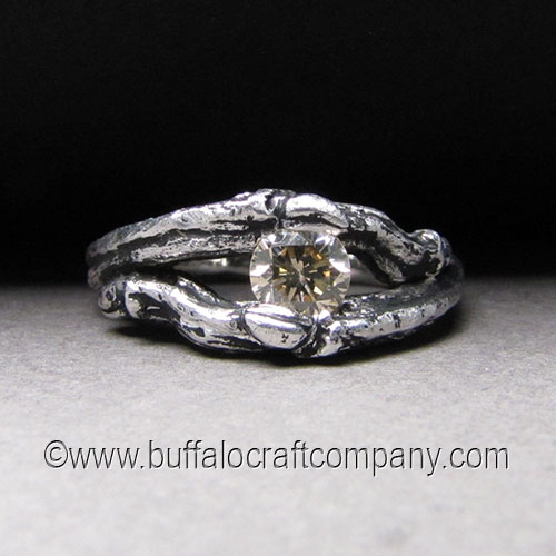 burst-bloom-nature-inspired-organic-twig-branch-oak-leaves-engagement-ring-wedding-band