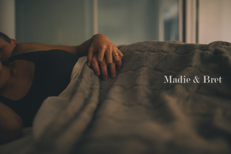 One day, I'll wake up in the middle of the night and I won't miss you, I won't feel lonely, I won't feel like crying, I'll actually be happy. Because one day, I'll wake up and you'll be right there beside me...  ― Nate Dionisio