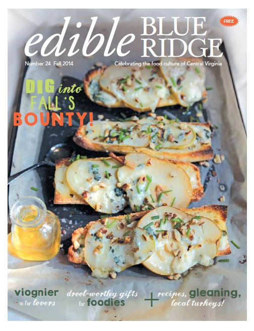 Edible Blue Ridge - Fall 2014