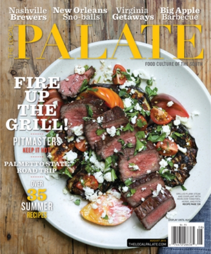 The Local Palate (August 2015)