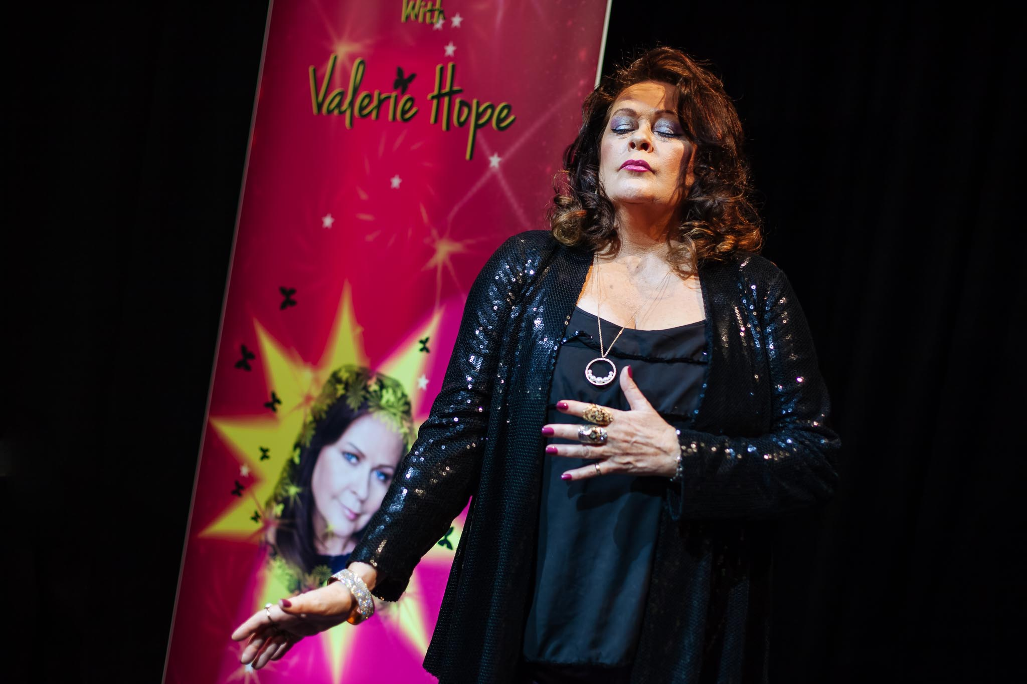 Kate Robbins as Valerie Hope