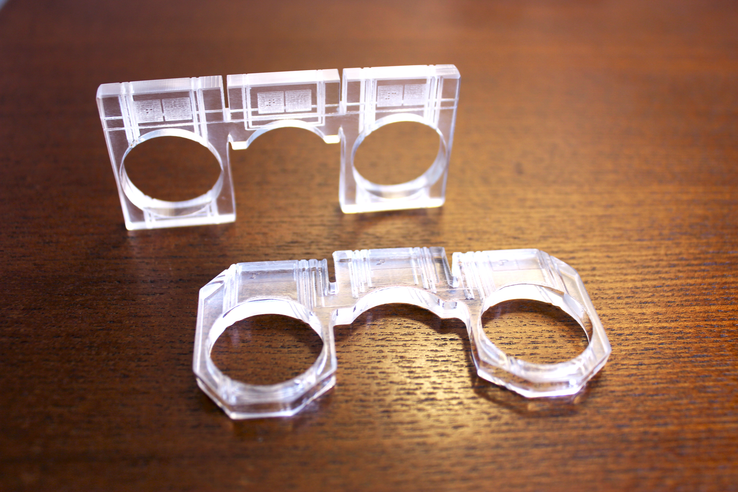 Two Ring Prototypes