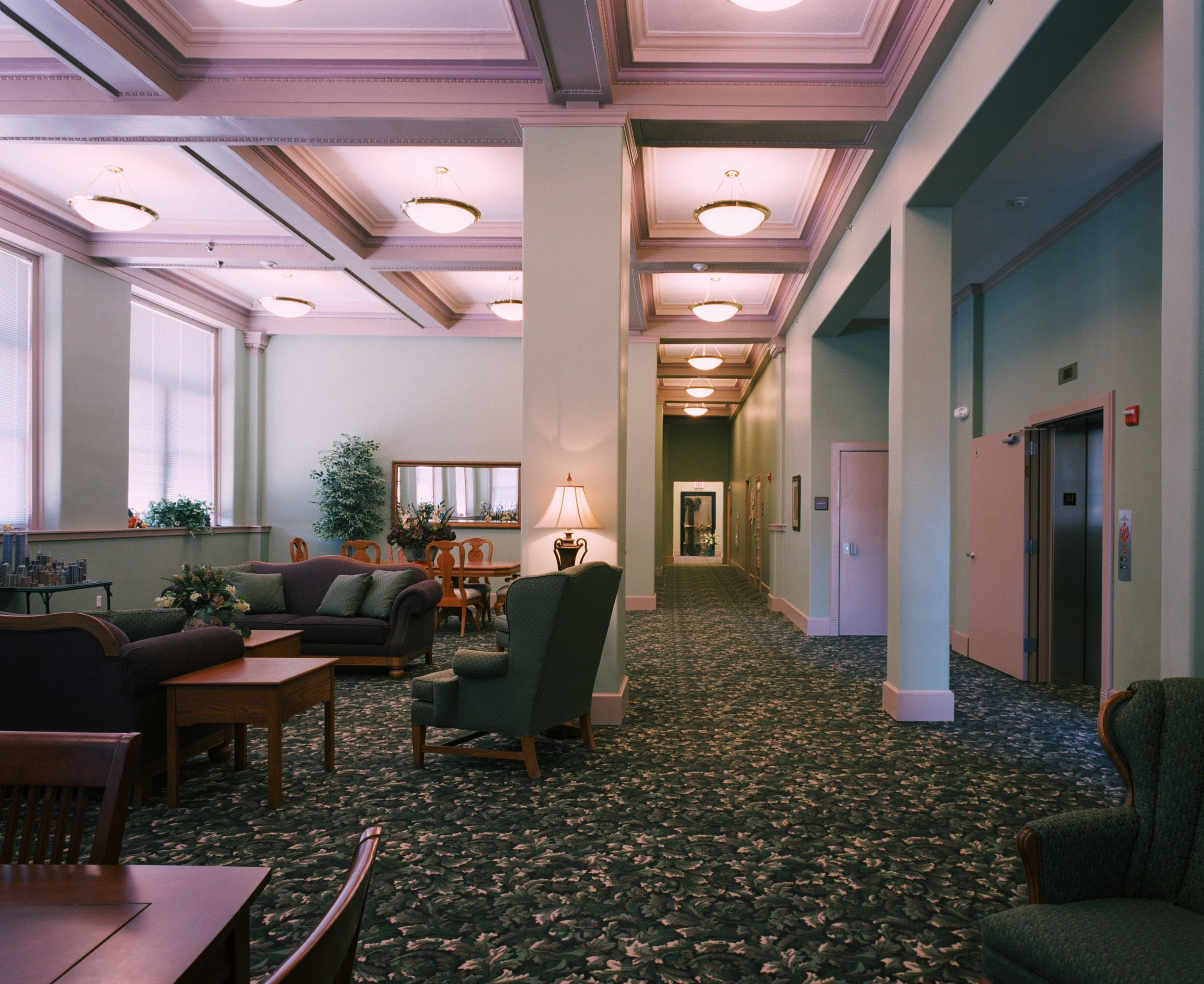 Central Place Lobby