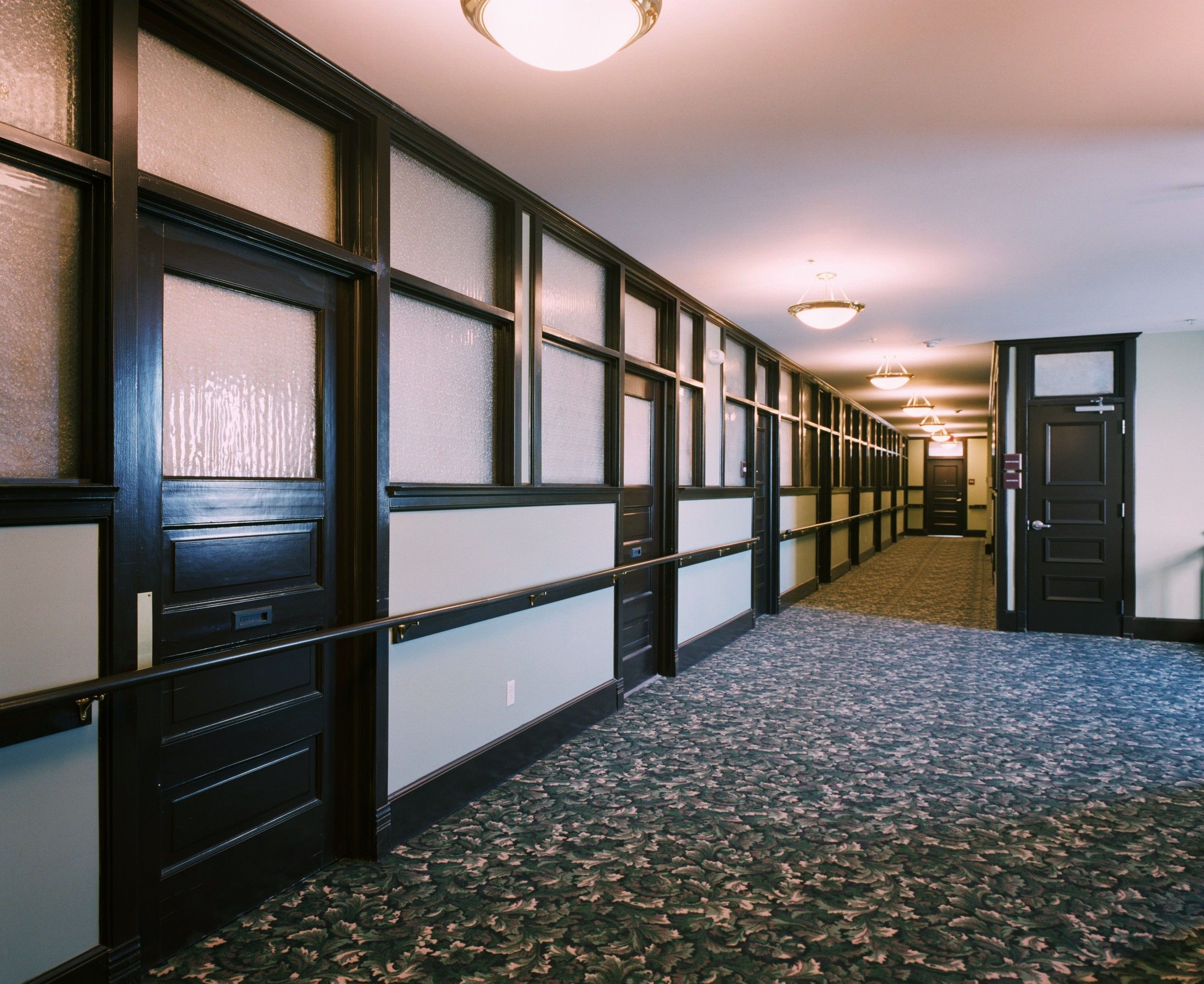 Central Place Hallway
