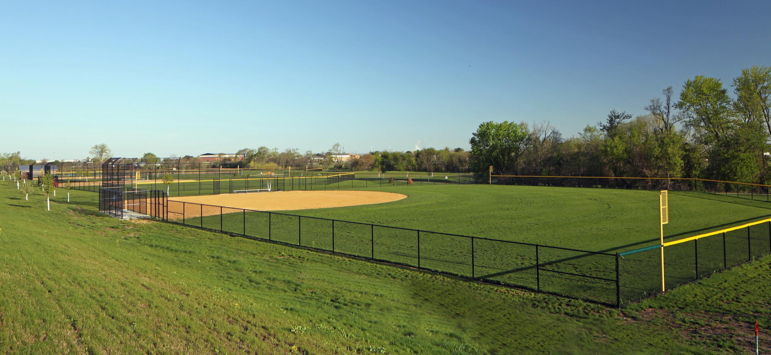 College CSD Ball Field