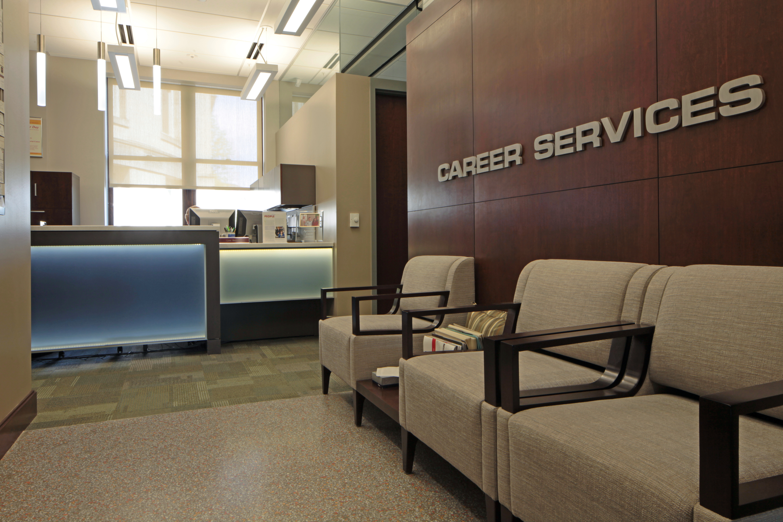 Curtiss Hall Office Remodel