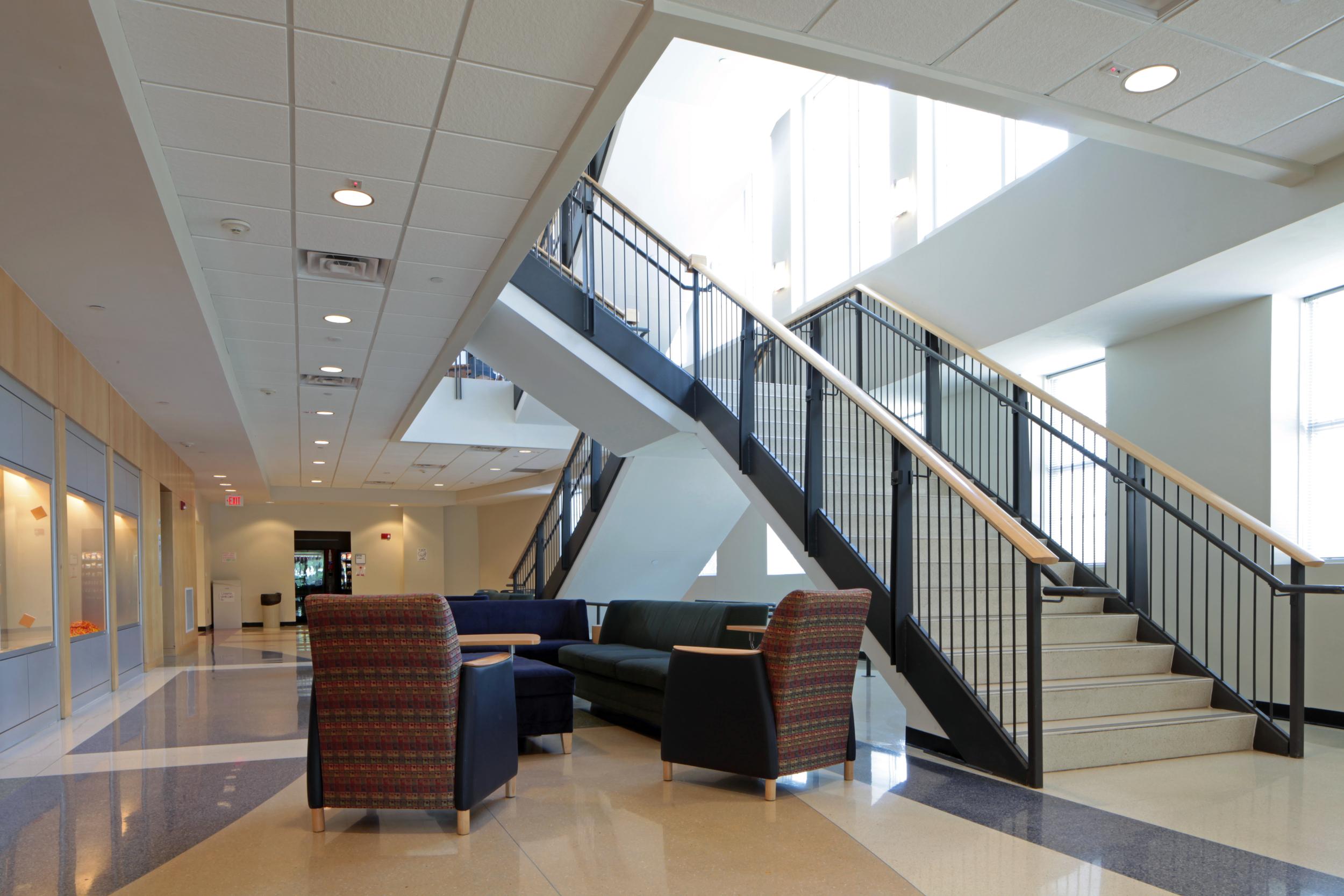 Hixson-Lied Stairway