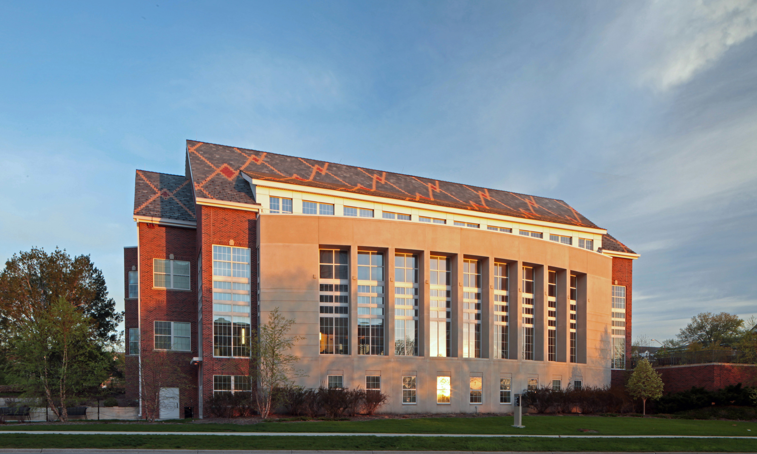 Hixson Lied Student Success Center