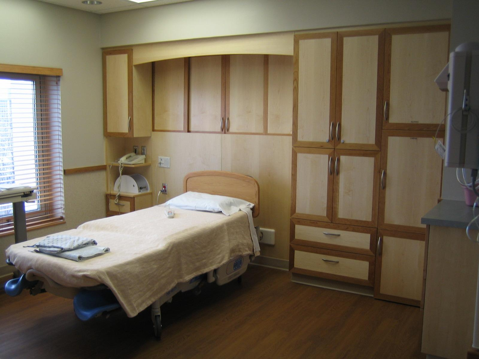 MGMC Patient Room 2