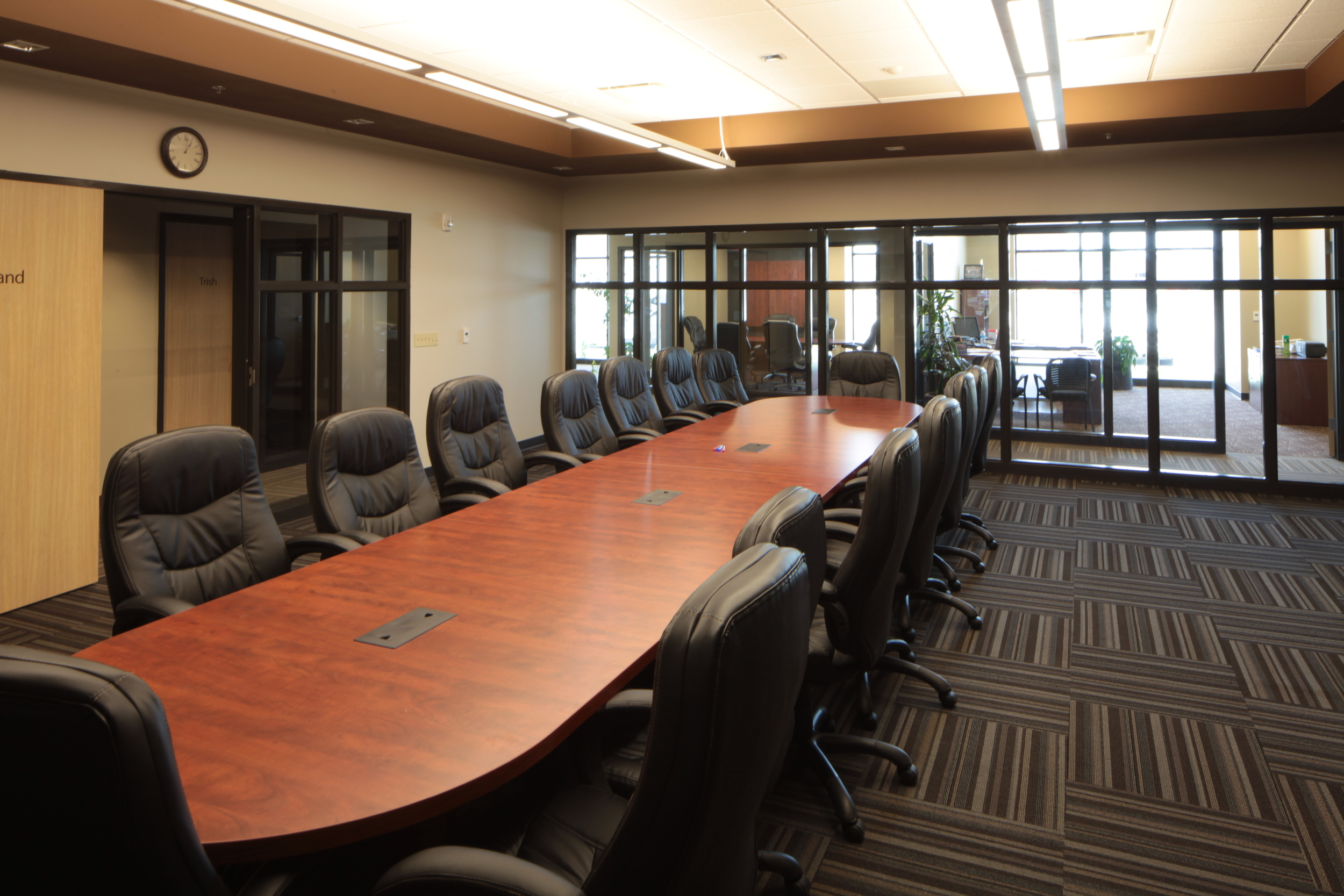 Spencer Board Room