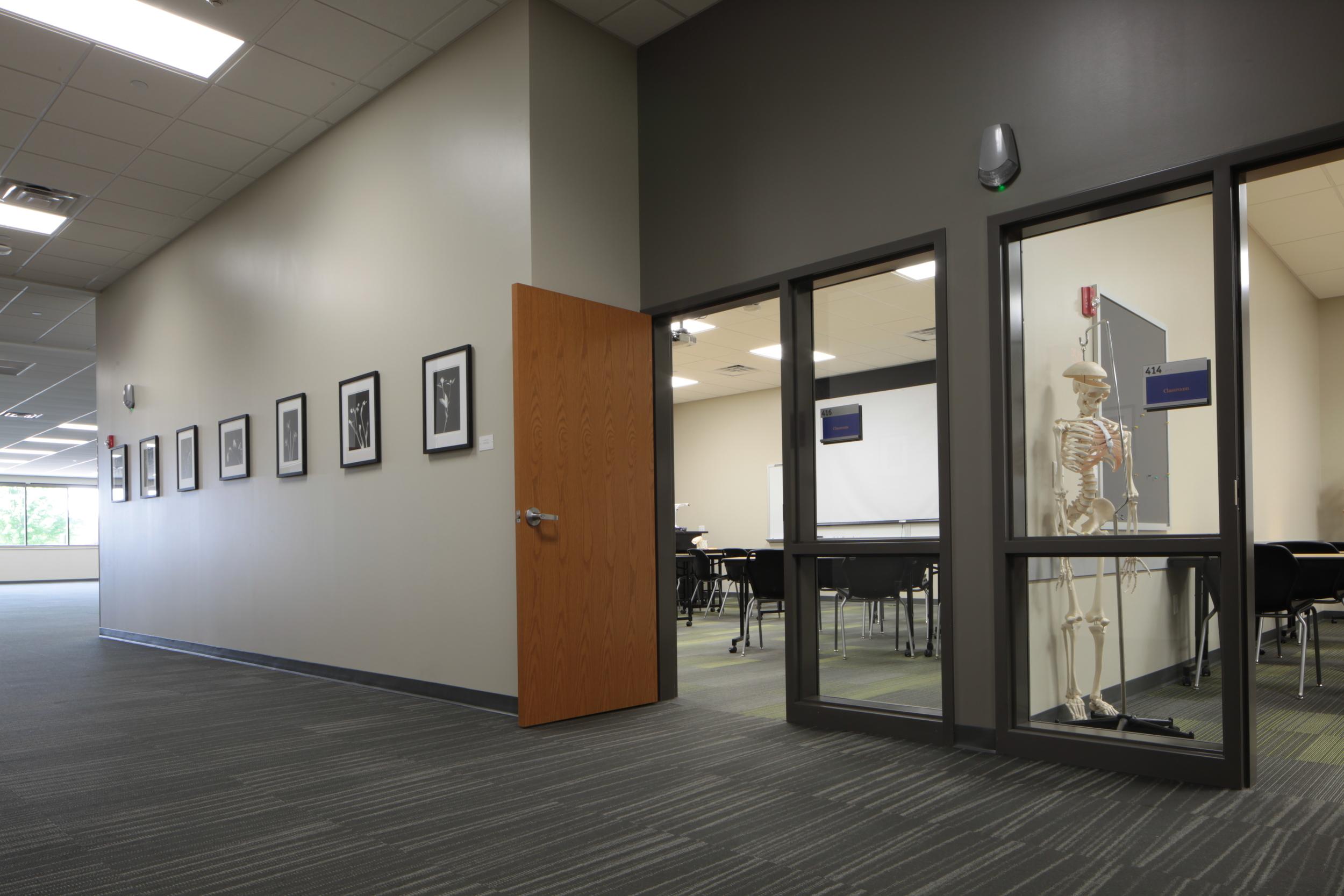 Kirkwood Hallway