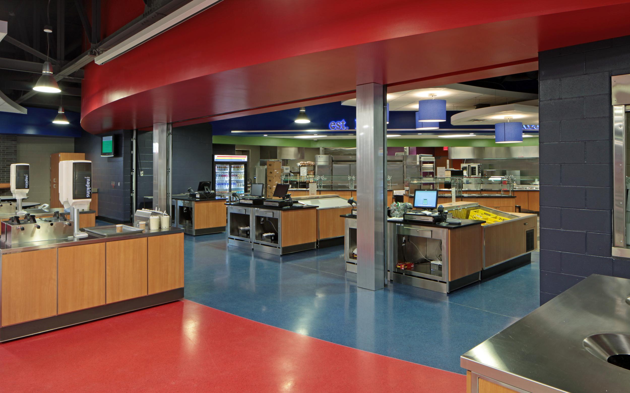 Washington Checkout Counters