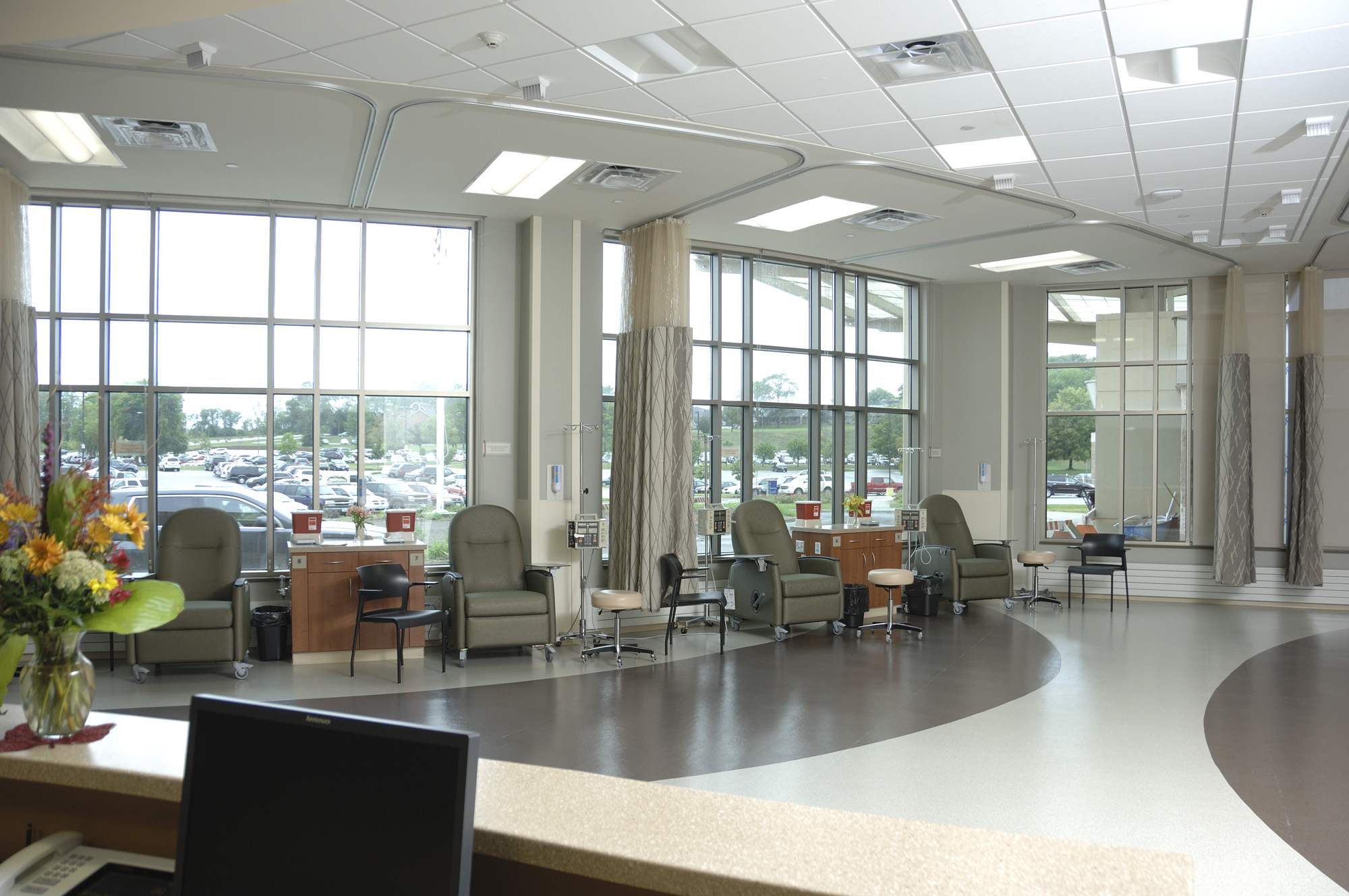 TRMC Treatment Stations