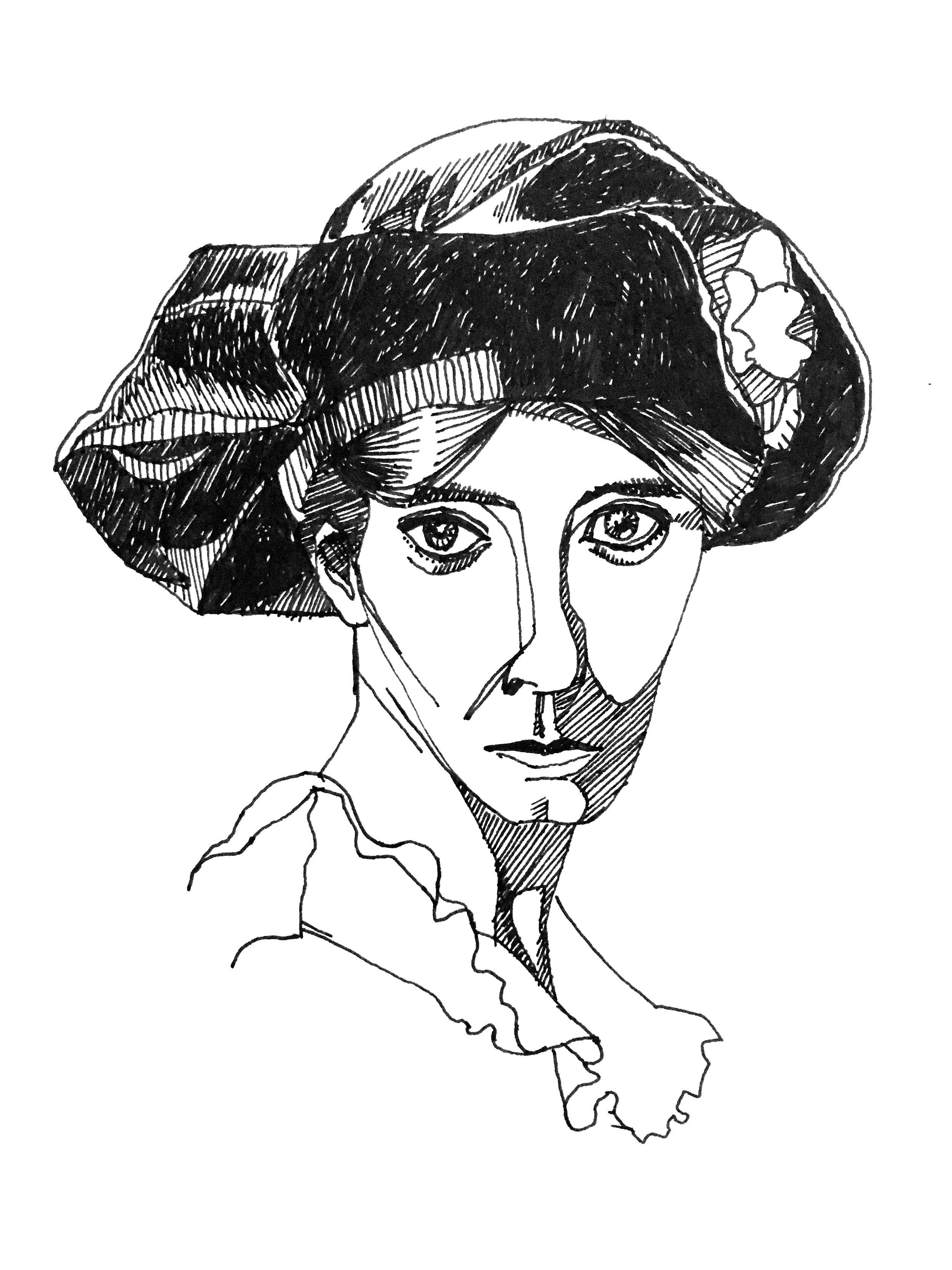 alice paul, suffragette