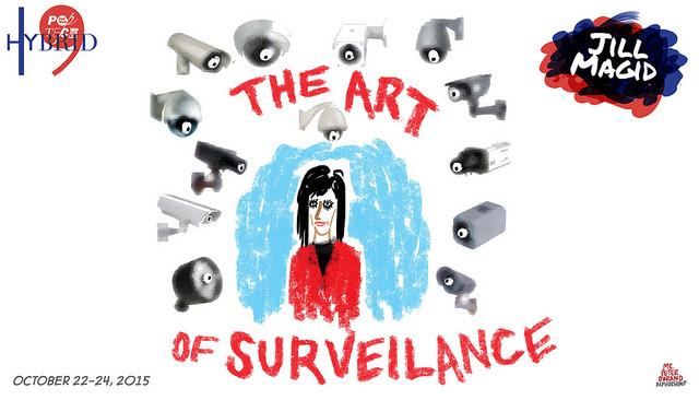 Jill Magid Surveillance Evidence
