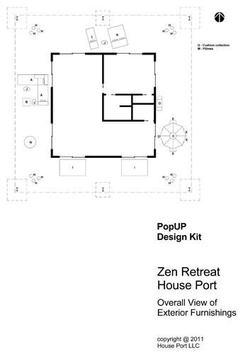 Zen Exterior Design Kit