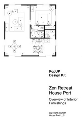 Zen Interior Design Kit