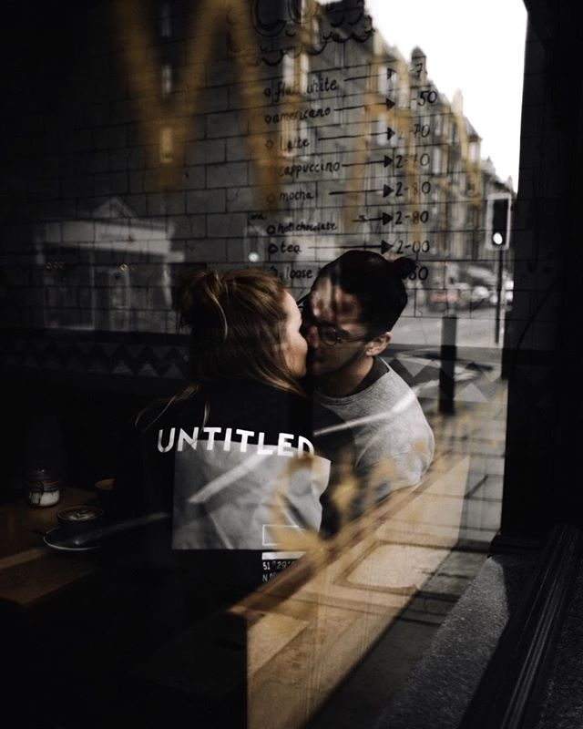 Love, in the midst of everything. | Whether it's to those you don't understand, strangers, family, friends, politicians...love everyone. Not just by saying it, but by showing it. | Cheers to being able to capture love everywhere! (and specifically, in one of my favorite coffee shops in Scotland, @cowanandsons) | #coffeeshopcorners #scotland #photographer #travelphotographer #neverstopexploring #makeportraits . . . . . . #thatsdarling #engagement #scotlandphotographer #londonelopement #bohobride #englandwedding #ukwedding #visitscotland #igersscotland #topshop #style #styleblogger #ukweddingphotographer #artofvisuals #instagood #wanderingphotographers #lookslikefilm #elopementcollective #elopementphotographer #igersedinburgh #edinburgh #edinburghwedding #fashionblogger #dirtybootsandmessyhair
