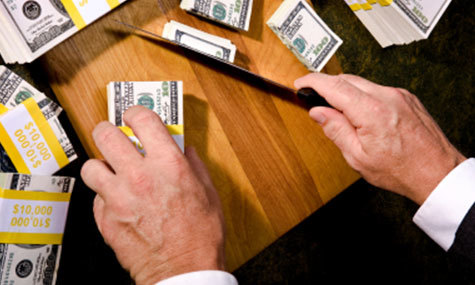 cutting-money