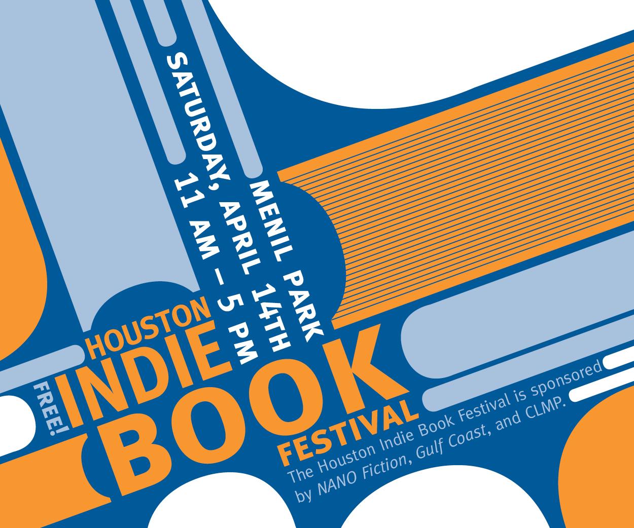 Houston Indie Book Festival 2012