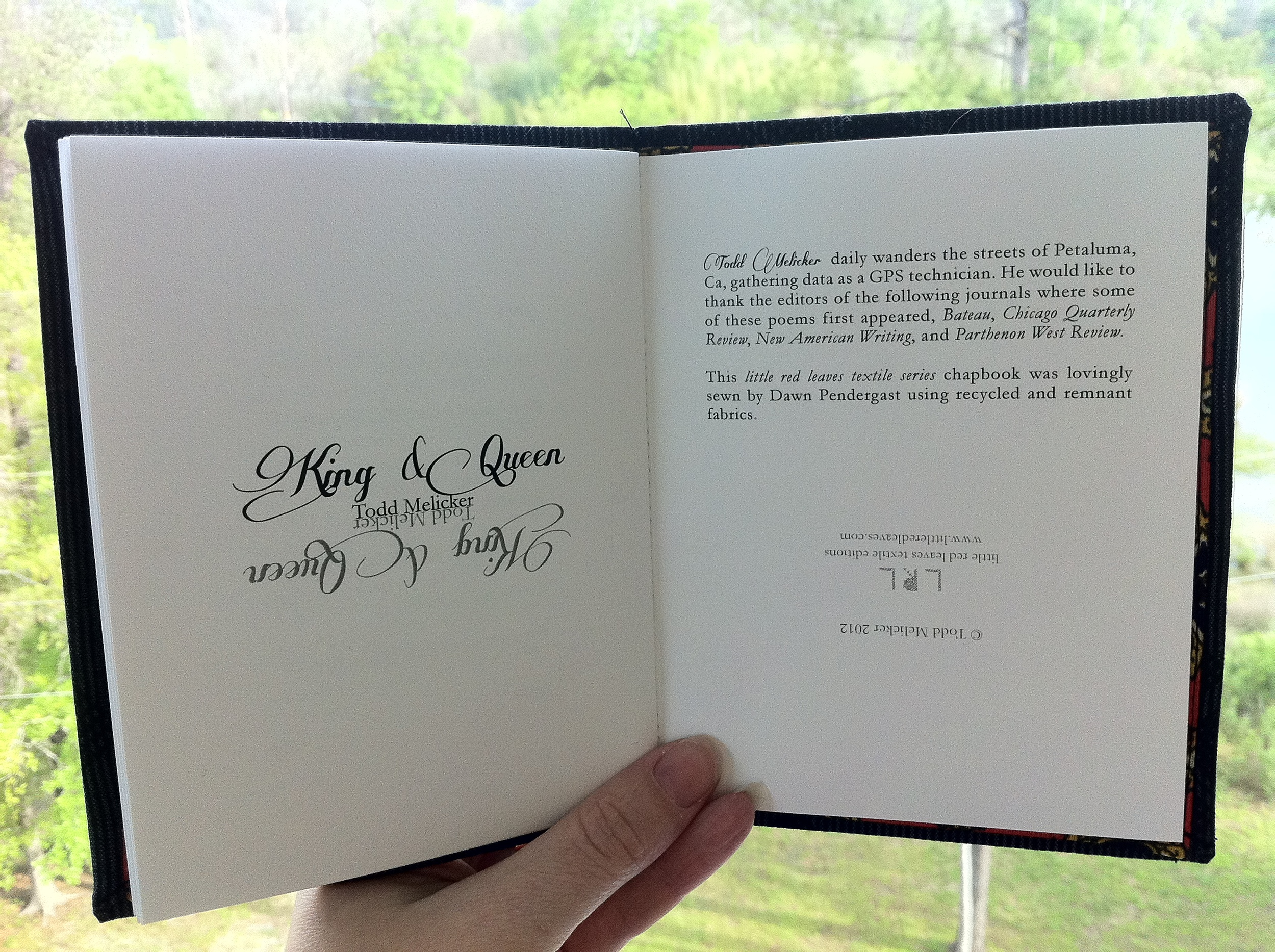1st Printing (SOLD OUT)