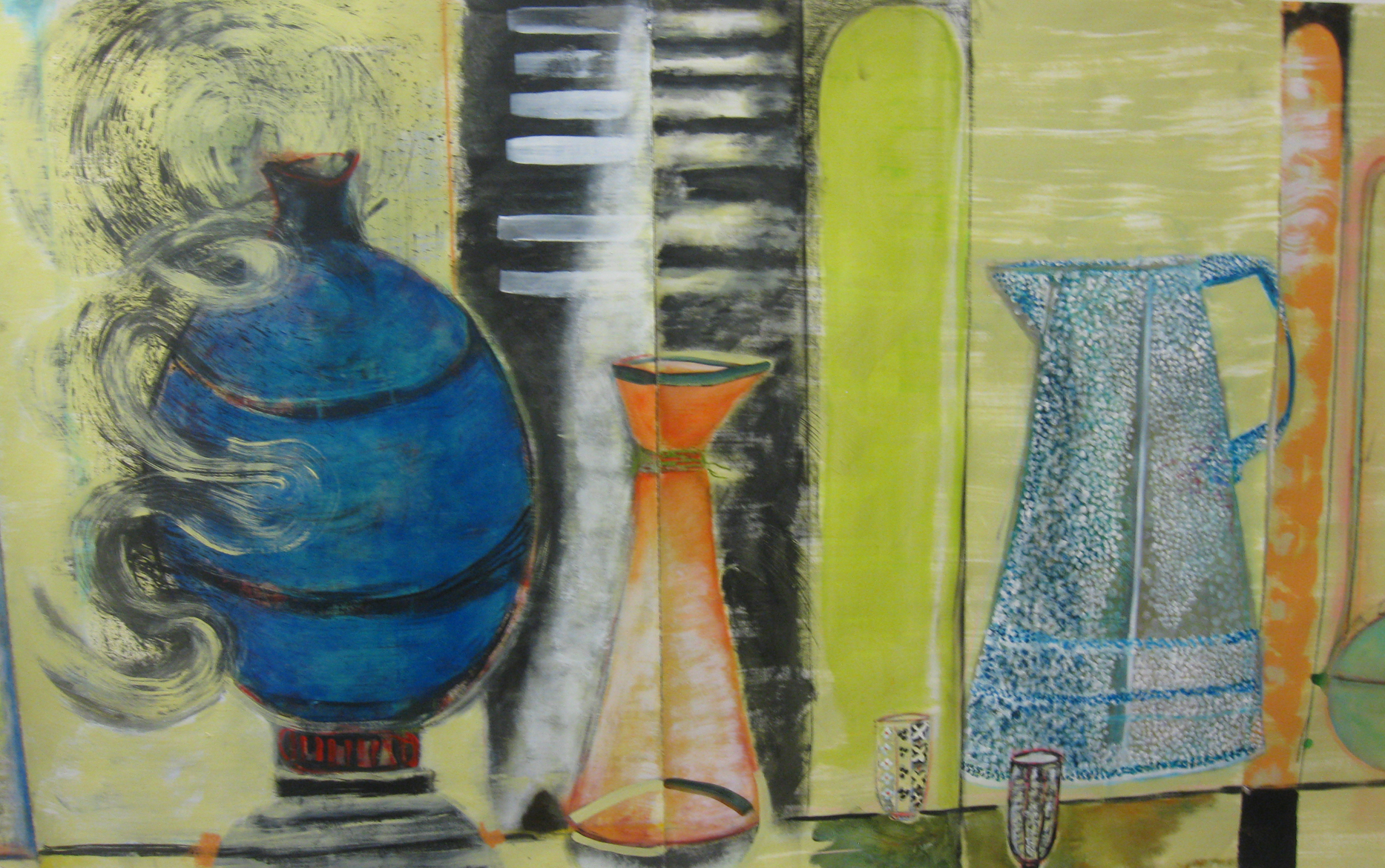 Vessels by Cynthia Miller