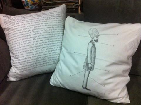 Mairéad Byrne Pillow