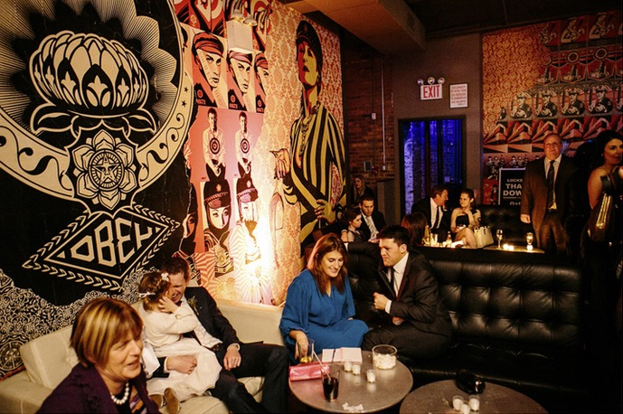 For that Rock and Roll Brooklyn vibe, we love the Music hall of Williamsburg. Check out the post in our  venue guide .