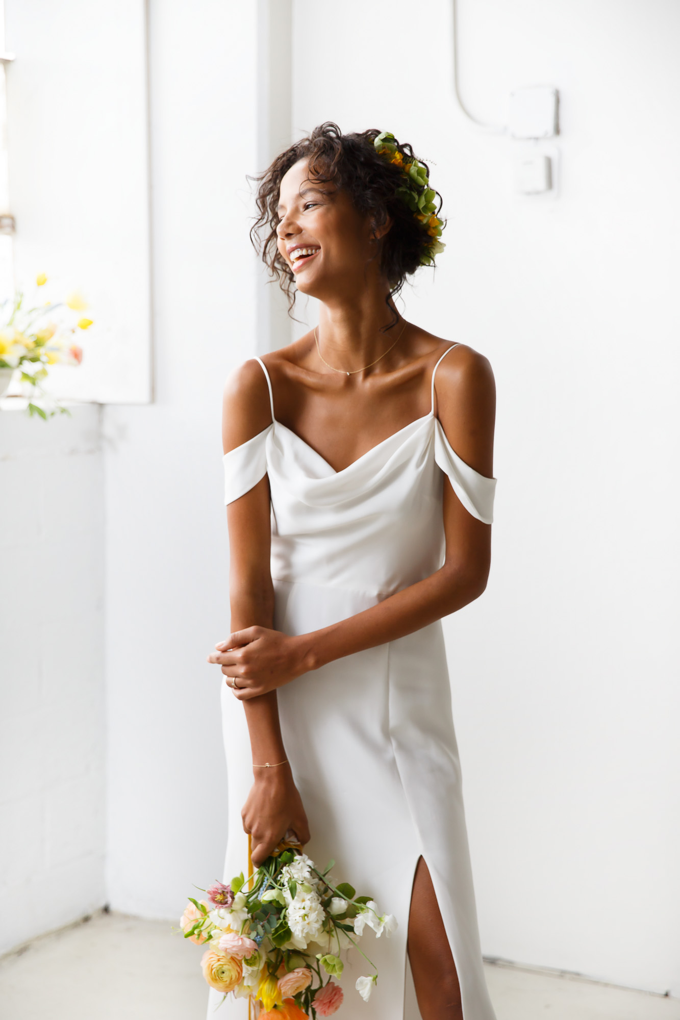 Brooklyn Bridal Style Shoot