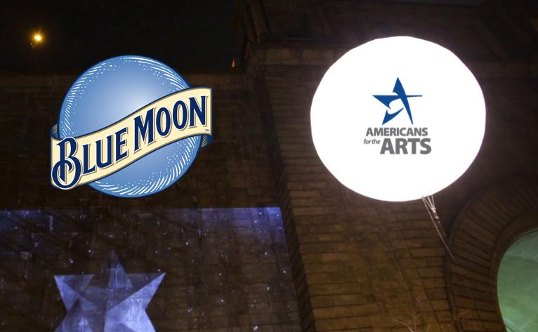 blue moon cause marketing