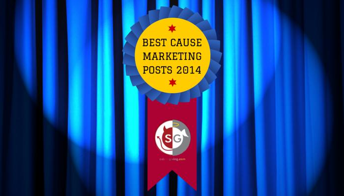 best cause marketing posts