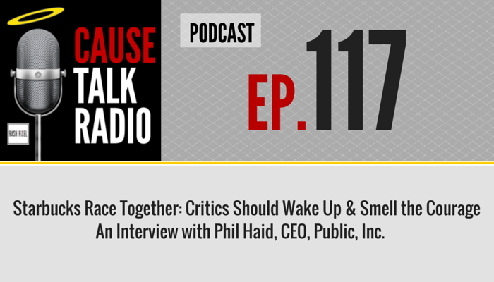 cause talk radio 117