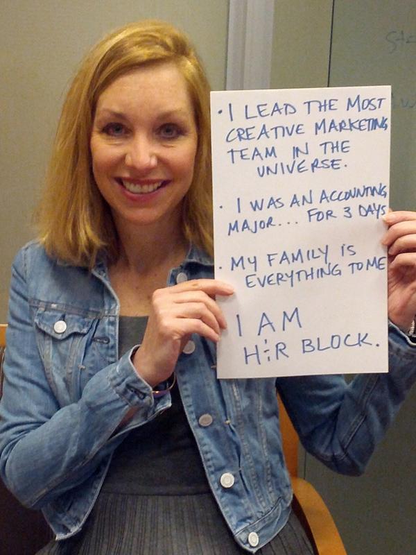 Kathy Collins, CMO, H&R Block