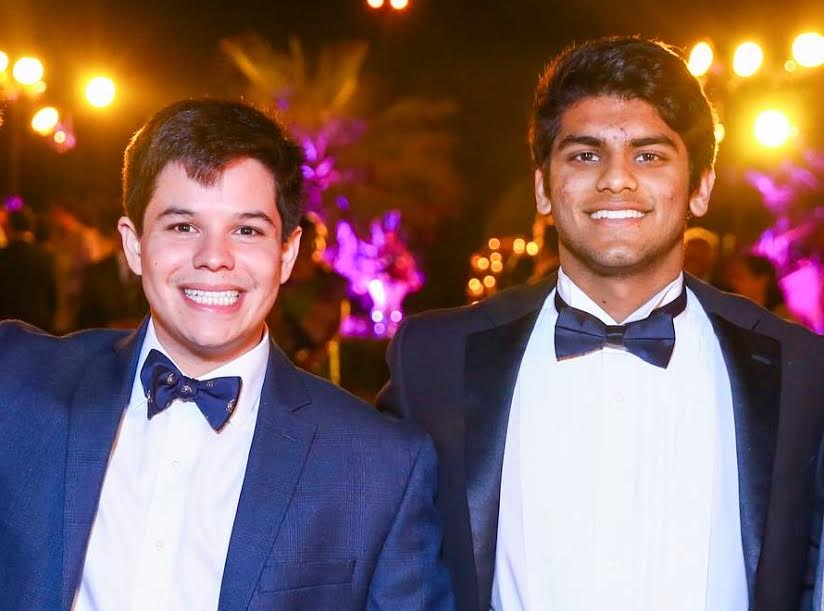 Victor Layne & Aneesh Dhawan, PurPics