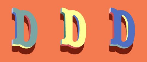 Chris Cureton - Typography D