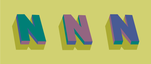Chris Cureton - Typography N
