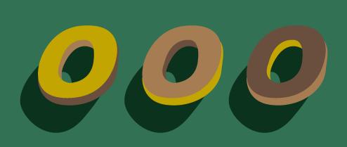Chris Cureton - Typography O