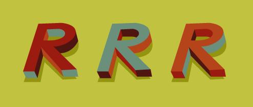 Chris Cureton - Typography R