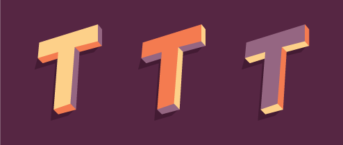 Chris Cureton - Typography T