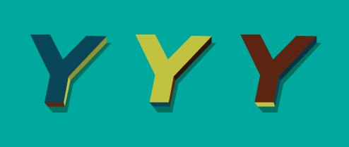 Chris Cureton - Typography Y