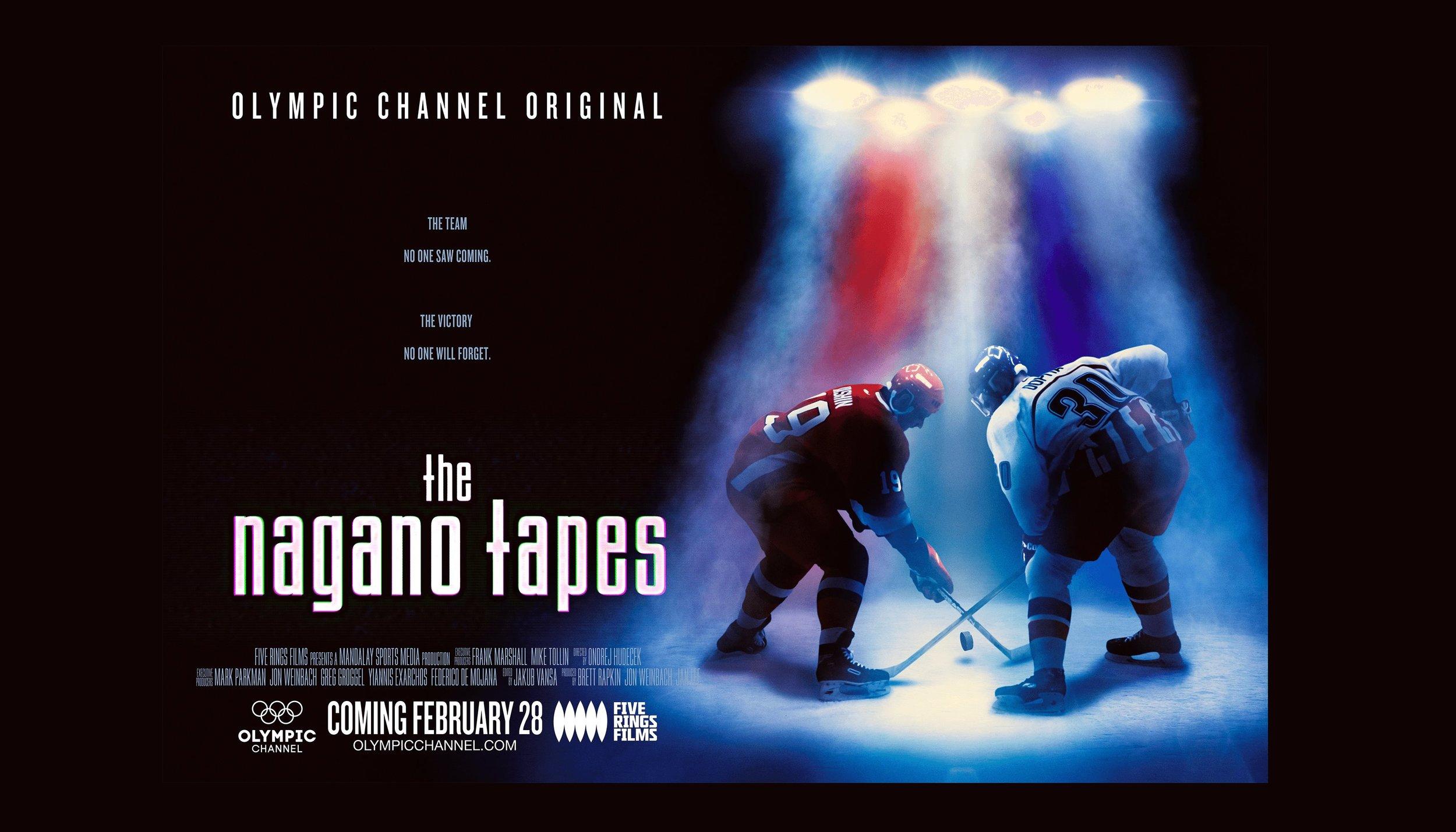 nagano tapes