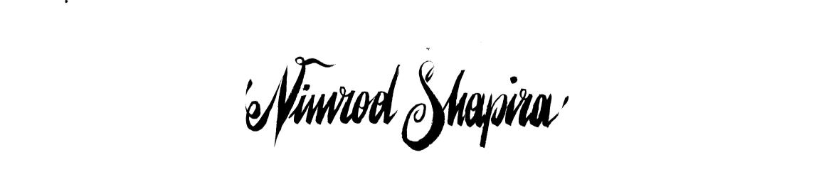Nimrod Shapira