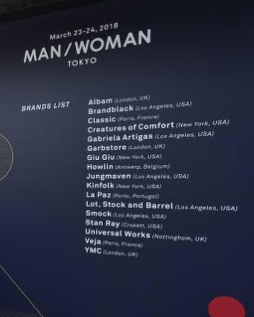 MAN-WOMAN fashion trade shows