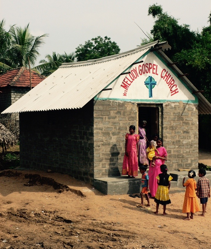 The first Deep Forest church plant (2008)