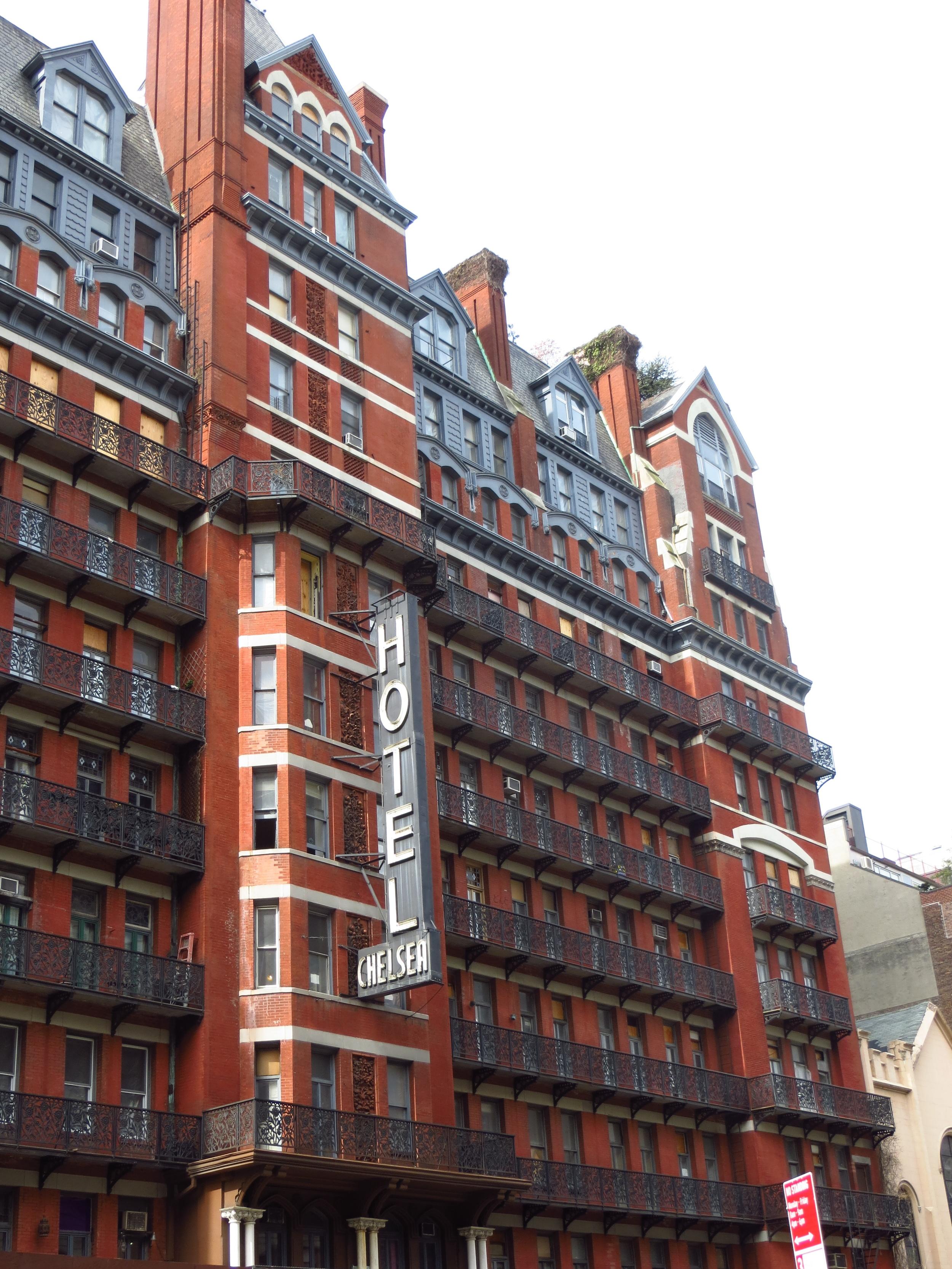 Hotel Chelsea (built 1884)