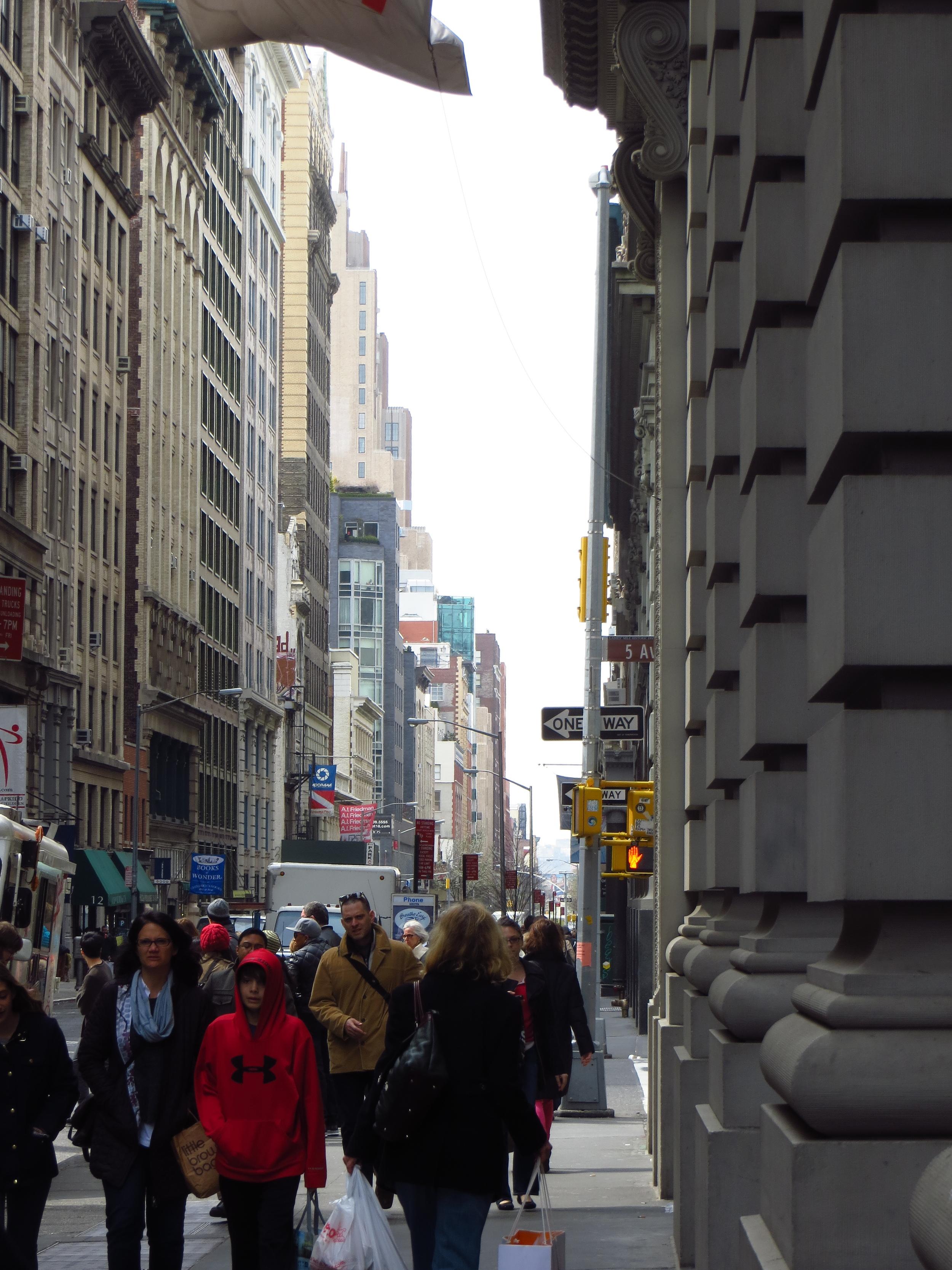 Flatiron street