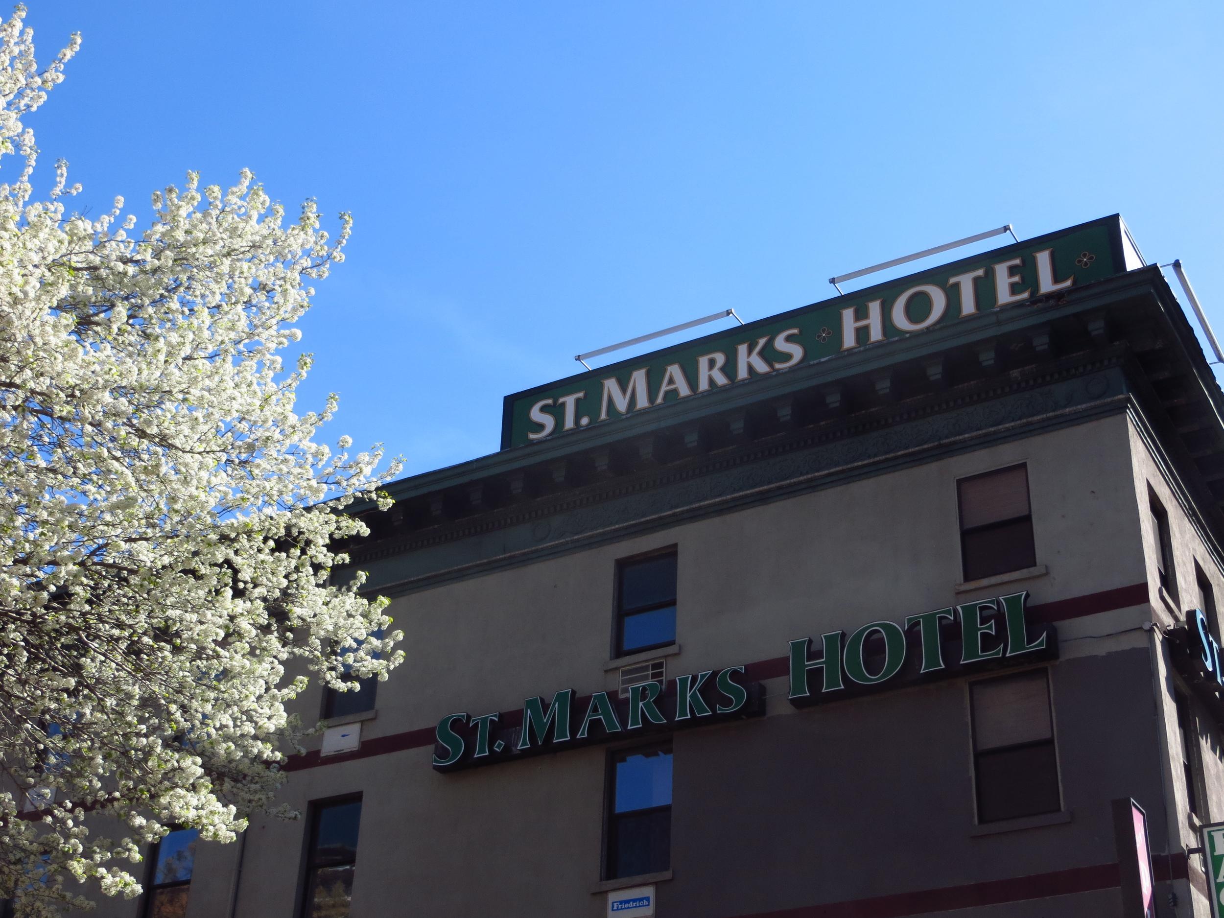 St. Marks Hotel