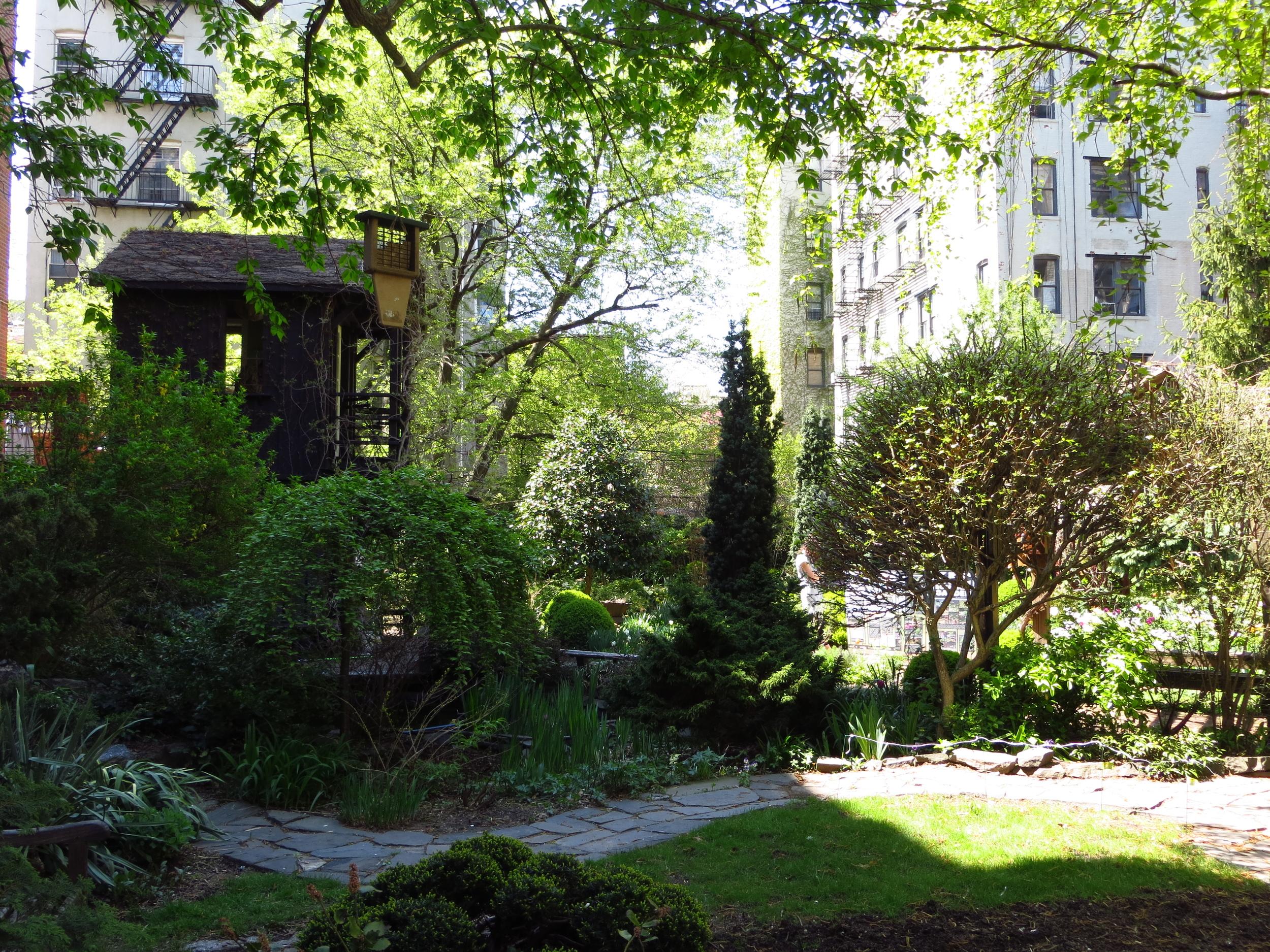 Community garden/treehouse